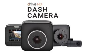 Cobra Electronics Introduces New Drive HD Dash Cams at CES 2018