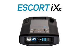 ESCORT to Launch new iXc Connected Driver Alert & Information System at SEMA 2018