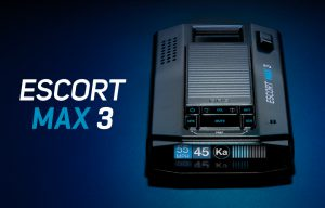 ESCORT MAX 3 Levels Up The Driving Experience